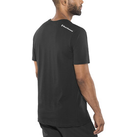 Black Diamond Idea SS Tee Herrer, black